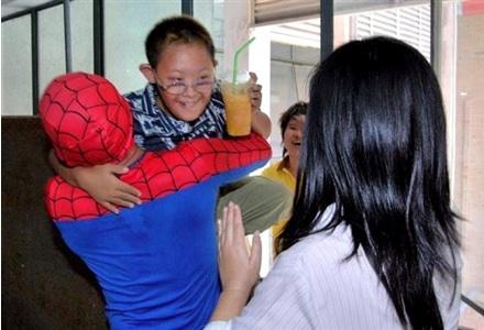 Sonchai Yoosabai, el verdadero Hombre Araña.